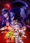 Nanbaka anime visual 2