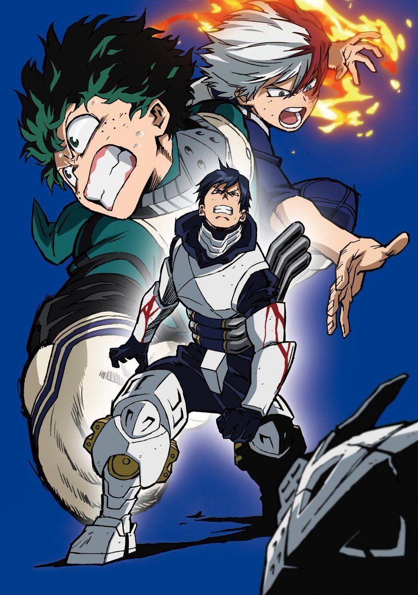 My Hero Academia saison 2 visuel4