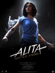Alita battle angel poster us