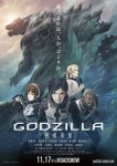 Godzilla planet of the monsters visual