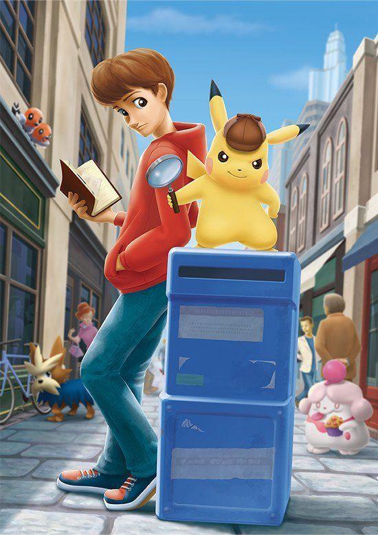 Detetive pikachu film
