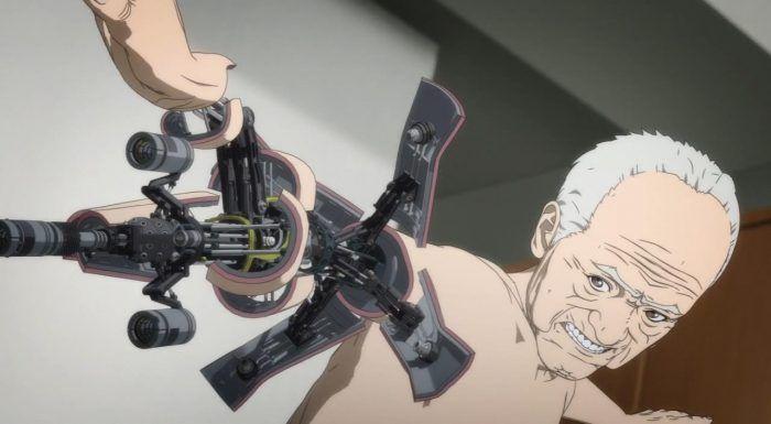 Inuyashiki anime screen 11