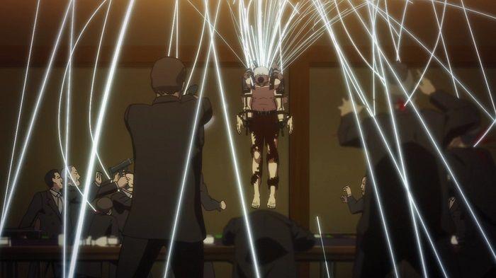 Inuyashiki anime screen 14