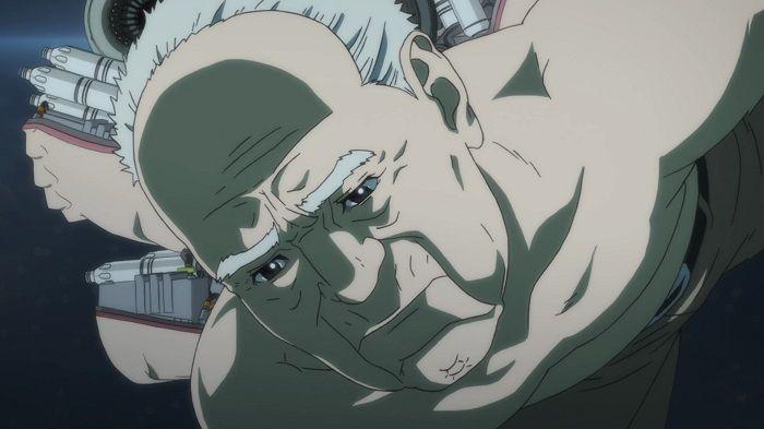 Inuyashiki anime screen 15
