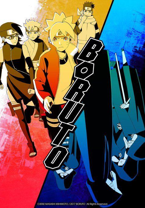 Boruto naruto next generations visual 4
