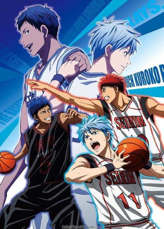 Kuroko basket winter cup affiche