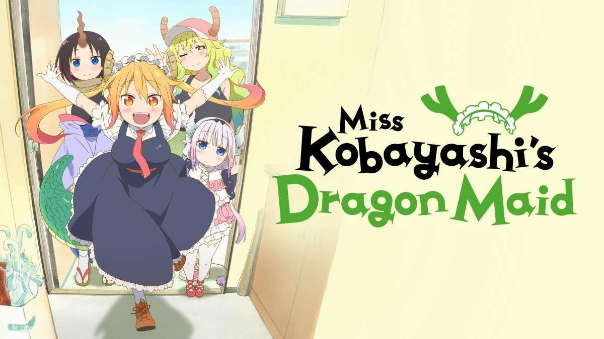 Miss dragon kobayashi annonce