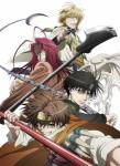Saiyuki reload blast anime visuel 1