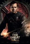 The great wall affiche chine3