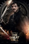 The great wall affiche chine4