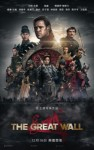 The great wall affiche chine5
