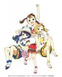 Mitsuboshi colors visuel anime
