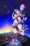 Osomatsu san visuel officiel saison2