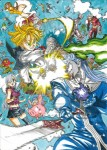 Seven deadly sins prisoners of the sky visual 1