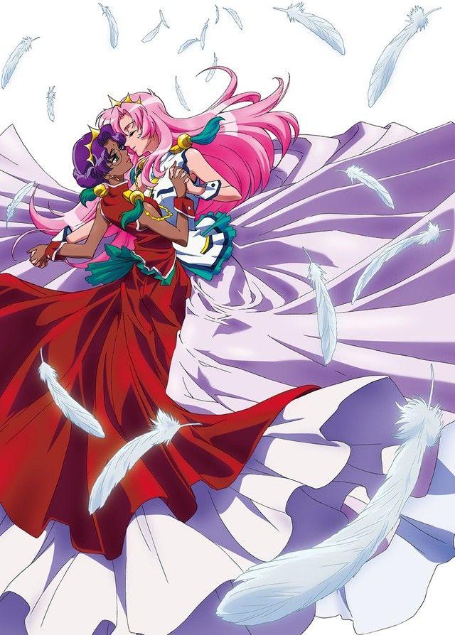 Utena anime visual 1