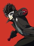 Persona 5 the animation visual 1