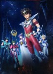 Saint seiya netflix anime visual
