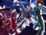 Gundam seed anime visual 1