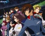 Gundam seed anime visual 2