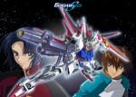 Gundam seed anime visual 4
