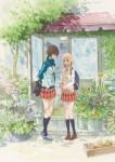 Asagao_to_kase san anime visual 2