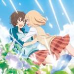 Asagao_to_kase san anime visual 3