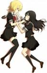 Magical girl site anime visual 2