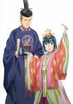 Hina matsuri anime visual 2