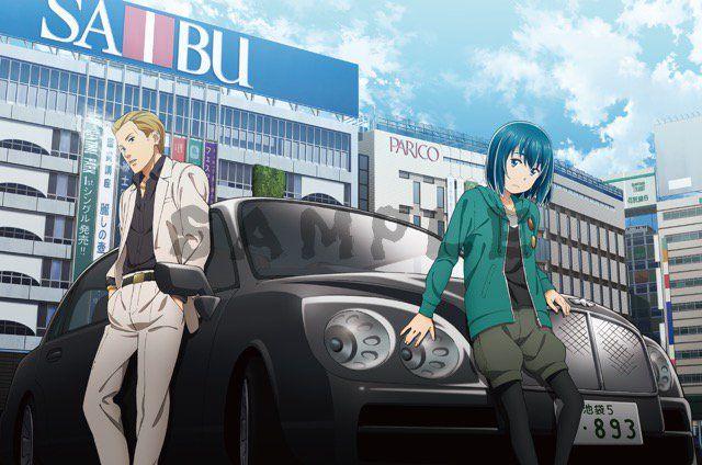 Hina matsuri anime visual 3