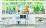 Liz oiseau bleu anime visual 1