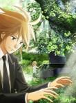 Piano no mori 2018 anime visual