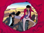 Lupin the 3rd anime part 1 visual 1