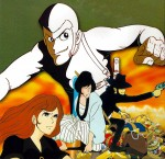 Lupin the 3rd anime part 1 visual 3