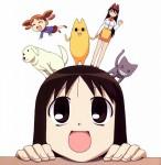Azumanga daioh anime visual 2
