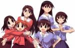 Azumanga daioh anime visual 3