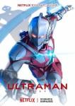 Ultraman anime visual 2