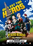 My hero academia two heroes avp grand rex