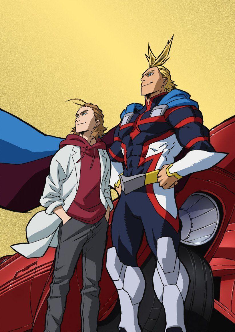 My hero academia two heroes visual art 2.jpg