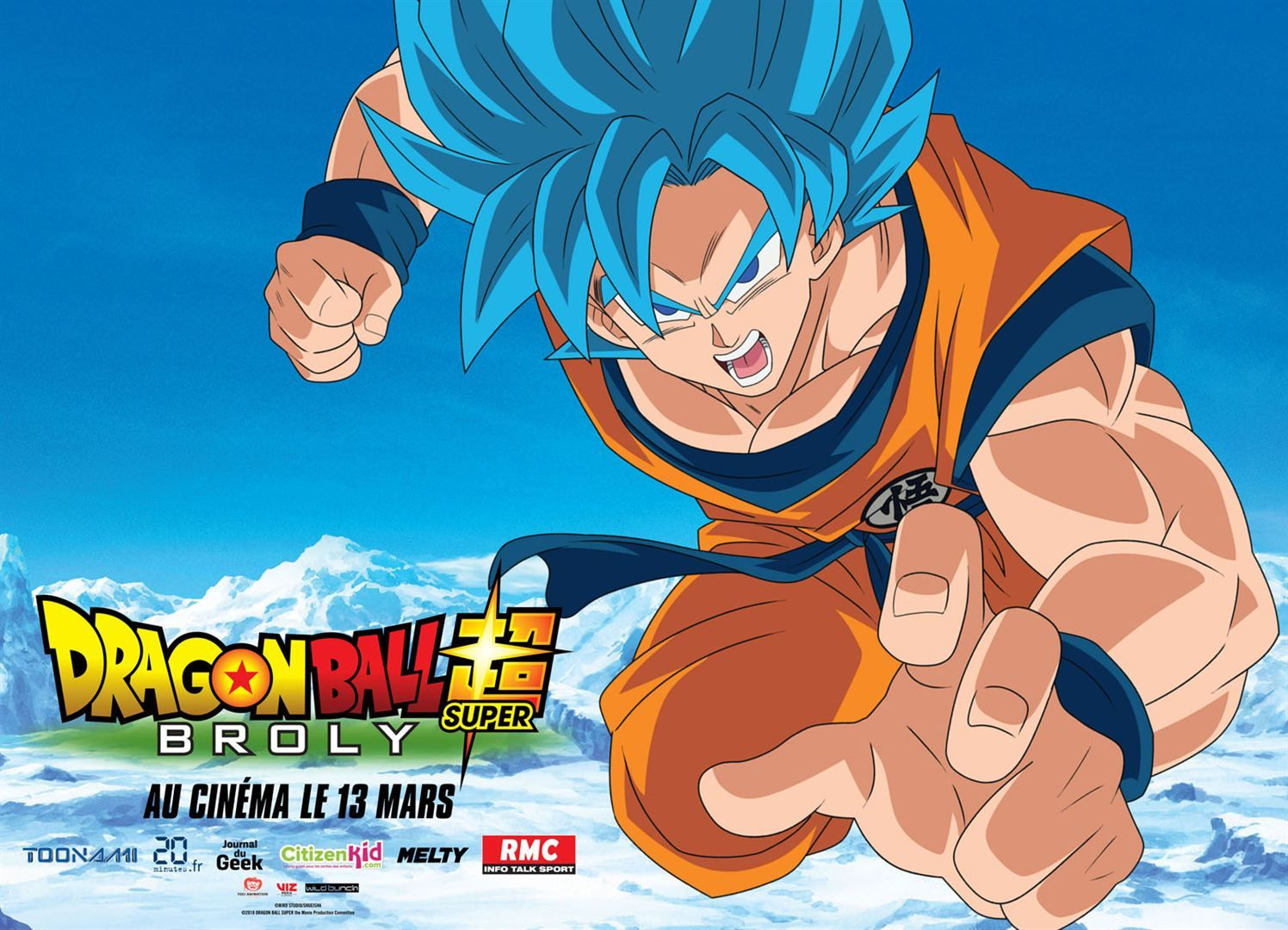 Dragon ball super broly affiche fr 02