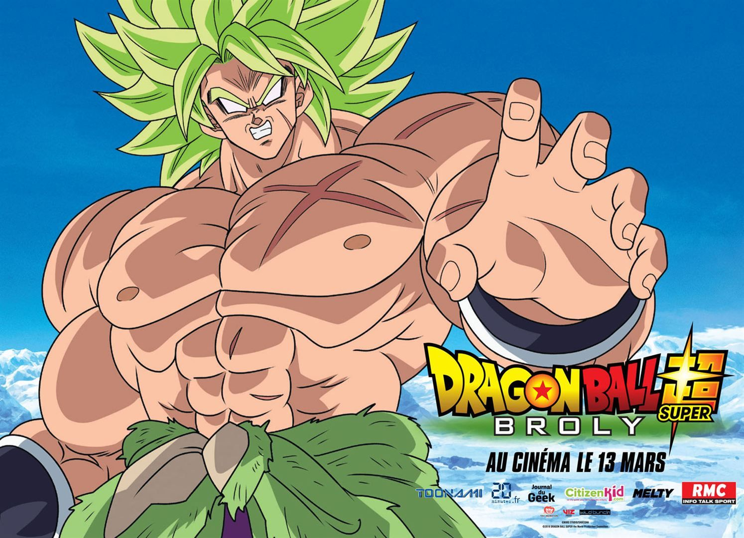 Dragon ball super broly affiche fr 04