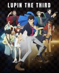 Lupin 3 part 5 anime visual 3