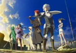 Danmachi Familia Myth 2 anime visual 1