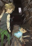 Muhyo et roji anime visual 1