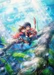 Chiisa no eiyu ponoc anime visual