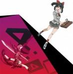 Akanesasu shojo anime visual