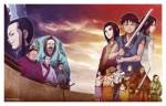 Kingdom anime visual 1