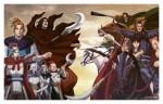 Kingdom anime visual 2