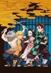 Kimetsu no yaiba anime visual 2
