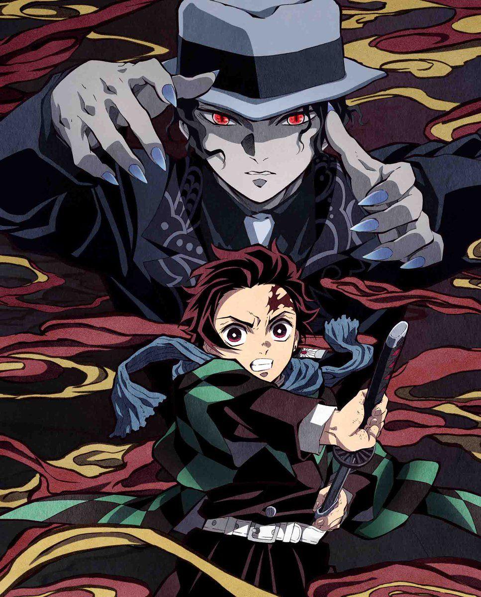 Demon slayers anime visual 7