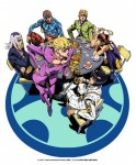 Jojo golden wing anime visual 1